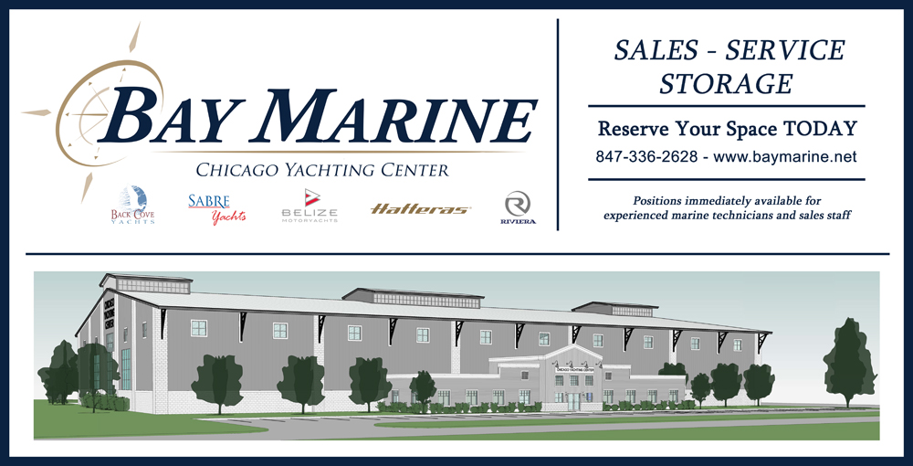 Bay Marine Chicago banner