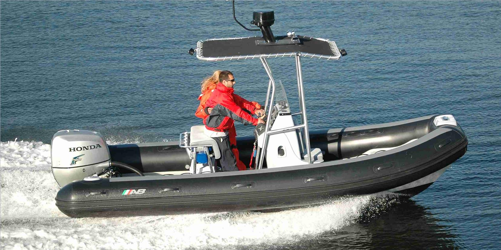 AB Inflatables New Boat Models - Bay Marine