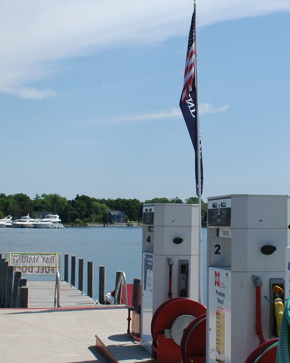 Fuel Dock Sturgeon Bay
