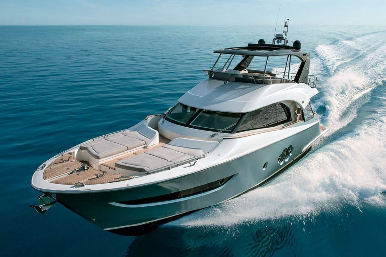 MCY 66 Monte Carlo Yachts