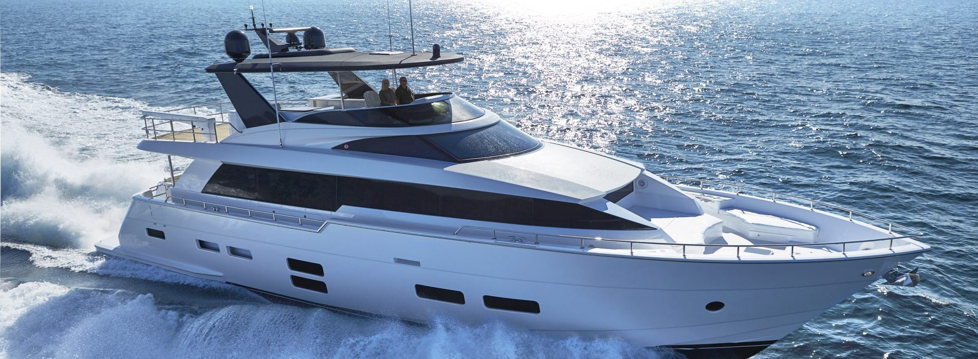 Hatteras M75, Yacht Sales Great Lakes